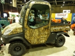 We liked this Kubota RTV1100 4-wheeler, but not in cammo :)